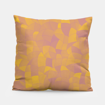 Thumbnail image of Geometric Shapes Fragments Pattern 2 pyp2 Pillow, Live Heroes