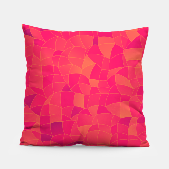 Thumbnail image of Geometric Shapes Fragments Pattern 2 ip3 Pillow, Live Heroes