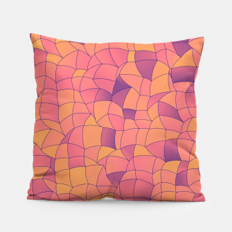 Thumbnail image of Geometric Shapes Fragments Pattern 2 cr2i Pillow, Live Heroes