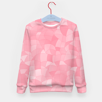 Thumbnail image of Geometric Shapes Fragments Pattern 2 pw Kid's sweater, Live Heroes