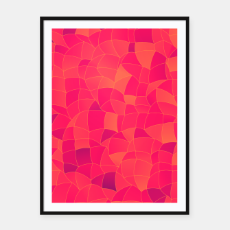 Imagen en miniatura de Geometric Shapes Fragments Pattern 2 ip3 Framed poster, Live Heroes