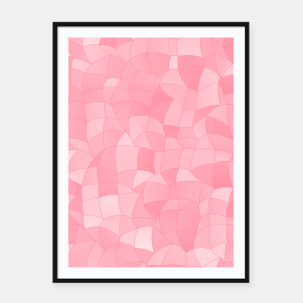 Imagen en miniatura de Geometric Shapes Fragments Pattern 2 pw Framed poster, Live Heroes