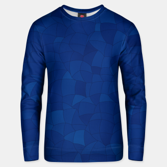 Thumbnail image of Geometric Shapes Fragments Pattern 2 db Unisex sweater, Live Heroes