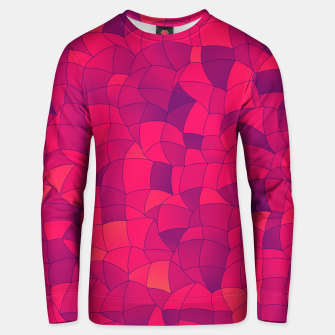 Miniatur Geometric Shapes Fragments Pattern 2 ip3i Unisex sweater, Live Heroes
