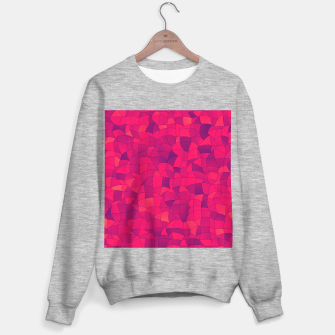 Thumbnail image of Geometric Shapes Fragments Pattern 2 ip3i Sweater regular, Live Heroes
