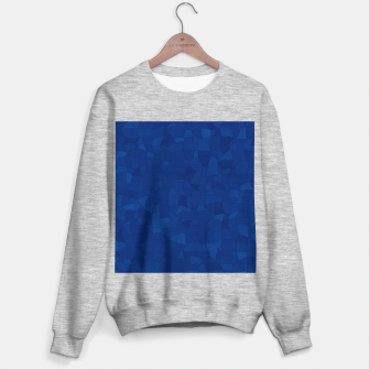 Thumbnail image of Geometric Shapes Fragments Pattern 2 db Sweater regular, Live Heroes