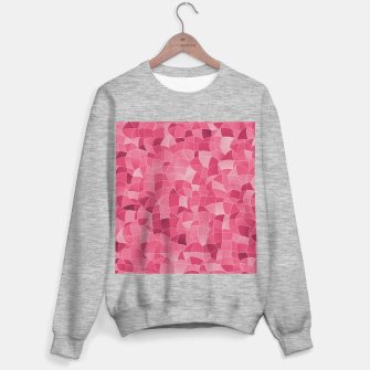 Thumbnail image of Geometric Shapes Fragments Pattern 2 ip2 Sweater regular, Live Heroes