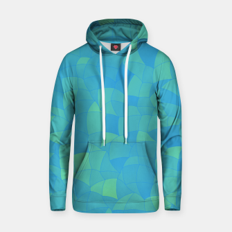 Thumbnail image of Geometric Shapes Fragments Pattern 2 pbt Hoodie, Live Heroes