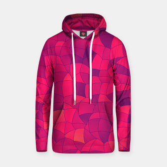 Thumbnail image of Geometric Shapes Fragments Pattern 2 ip3i Hoodie, Live Heroes
