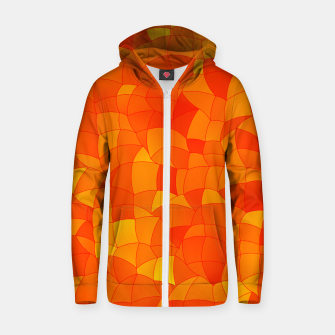 Thumbnail image of Geometric Shapes Fragments Pattern 2 yr Zip up hoodie, Live Heroes