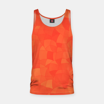 Miniaturka Geometric Shapes Fragments Pattern 2 tc Tank Top, Live Heroes