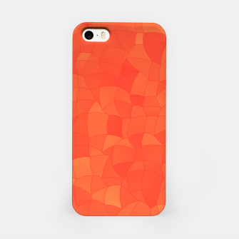 Thumbnail image of Geometric Shapes Fragments Pattern 2 tc iPhone Case, Live Heroes