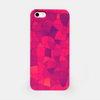 Thumbnail image of Geometric Shapes Fragments Pattern 2 ip3i iPhone Case, Live Heroes