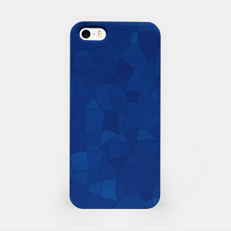 Thumbnail image of Geometric Shapes Fragments Pattern 2 db iPhone Case, Live Heroes