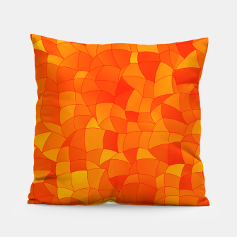 Thumbnail image of Geometric Shapes Fragments Pattern 2 yr Pillow, Live Heroes