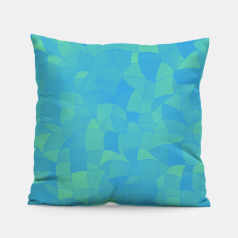 Thumbnail image of Geometric Shapes Fragments Pattern 2 pbt Pillow, Live Heroes