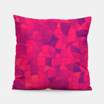 Thumbnail image of Geometric Shapes Fragments Pattern 2 ip3i Pillow, Live Heroes