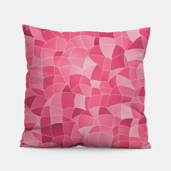Thumbnail image of Geometric Shapes Fragments Pattern 2 ip2 Pillow, Live Heroes