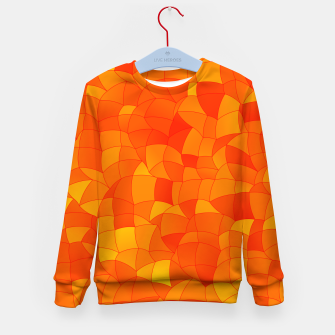 Thumbnail image of Geometric Shapes Fragments Pattern 2 yr Kid's sweater, Live Heroes