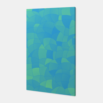 Imagen en miniatura de Geometric Shapes Fragments Pattern 2 pbt Canvas, Live Heroes
