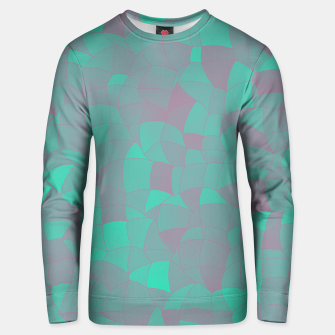 Geometric Shapes Fragments Pattern 2 tq Unisex sweater Bild der Miniatur