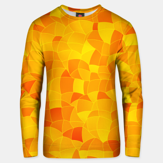 Geometric Shapes Fragments Pattern 2 yri Unisex sweater miniature