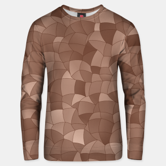 Geometric Shapes Fragments Pattern 2 cr Unisex sweater thumbnail image