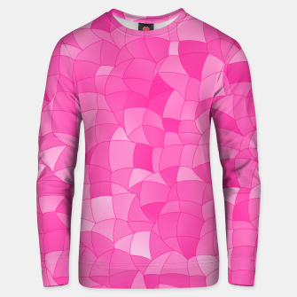 Geometric Shapes Fragments Pattern 2 mag Unisex sweater miniature