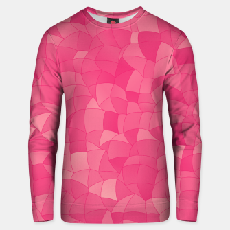 Geometric Shapes Fragments Pattern 2 pp Unisex sweater Bild der Miniatur