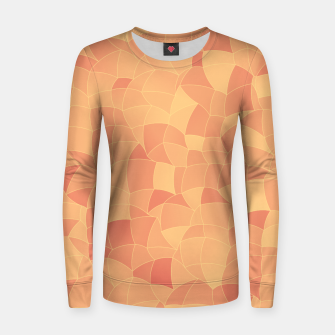 Geometric Shapes Fragments Pattern 2 po Women sweater thumbnail image