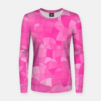 Geometric Shapes Fragments Pattern 2 mag Women sweater thumbnail image