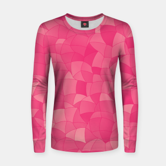 Geometric Shapes Fragments Pattern 2 pp Women sweater thumbnail image