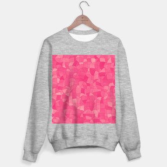 Geometric Shapes Fragments Pattern 2 pp Sweater regular Bild der Miniatur