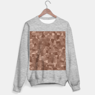 Geometric Shapes Fragments Pattern 2 cr Sweater regular thumbnail image