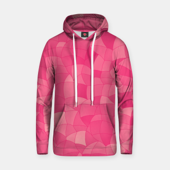 Geometric Shapes Fragments Pattern 2 pp Hoodie Bild der Miniatur