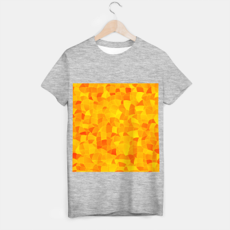 Geometric Shapes Fragments Pattern 2 yri T-shirt regular miniature