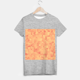 Geometric Shapes Fragments Pattern 2 po T-shirt regular miniature