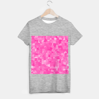 Geometric Shapes Fragments Pattern 2 mag T-shirt regular miniature