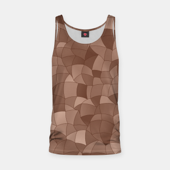 Geometric Shapes Fragments Pattern 2 cr Tank Top miniature