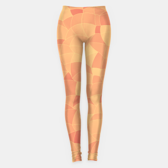 Geometric Shapes Fragments Pattern 2 po Leggings thumbnail image