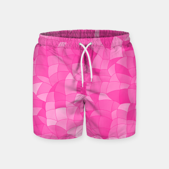 Geometric Shapes Fragments Pattern 2 mag Swim Shorts thumbnail image