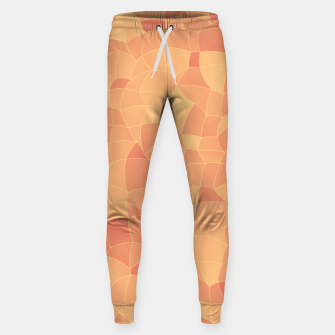 Geometric Shapes Fragments Pattern 2 po Sweatpants miniature