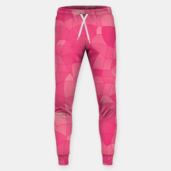 Geometric Shapes Fragments Pattern 2 pp Sweatpants thumbnail image