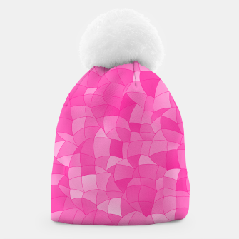 Geometric Shapes Fragments Pattern 2 mag Beanie miniature
