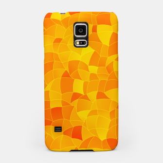 Geometric Shapes Fragments Pattern 2 yri Samsung Case miniature