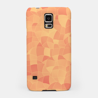 Geometric Shapes Fragments Pattern 2 po Samsung Case miniature