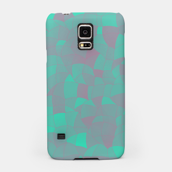 Geometric Shapes Fragments Pattern 2 tq Samsung Case Bild der Miniatur
