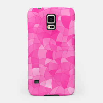 Geometric Shapes Fragments Pattern 2 mag Samsung Case thumbnail image