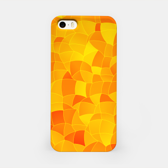 Geometric Shapes Fragments Pattern 2 yri iPhone Case miniature