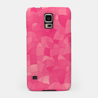 Geometric Shapes Fragments Pattern 2 pp Samsung Case thumbnail image